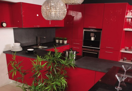 Кухня Кристалл